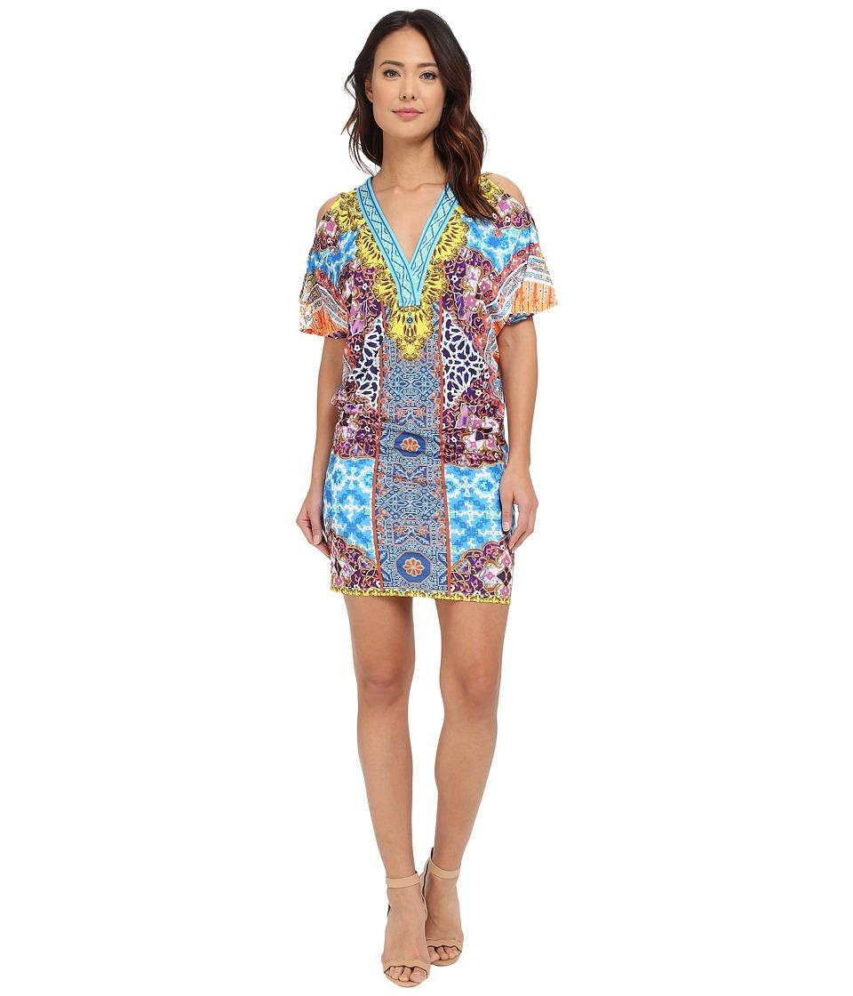 Hulda Mesh Dress| Womens Dresses| Hale Bob Dresses - Hale
