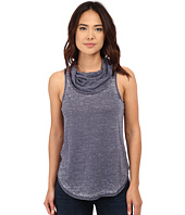 Chaser - Open Back Cowl Neck Tank Top