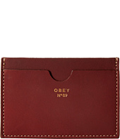 Obey - Newbury Card Case II