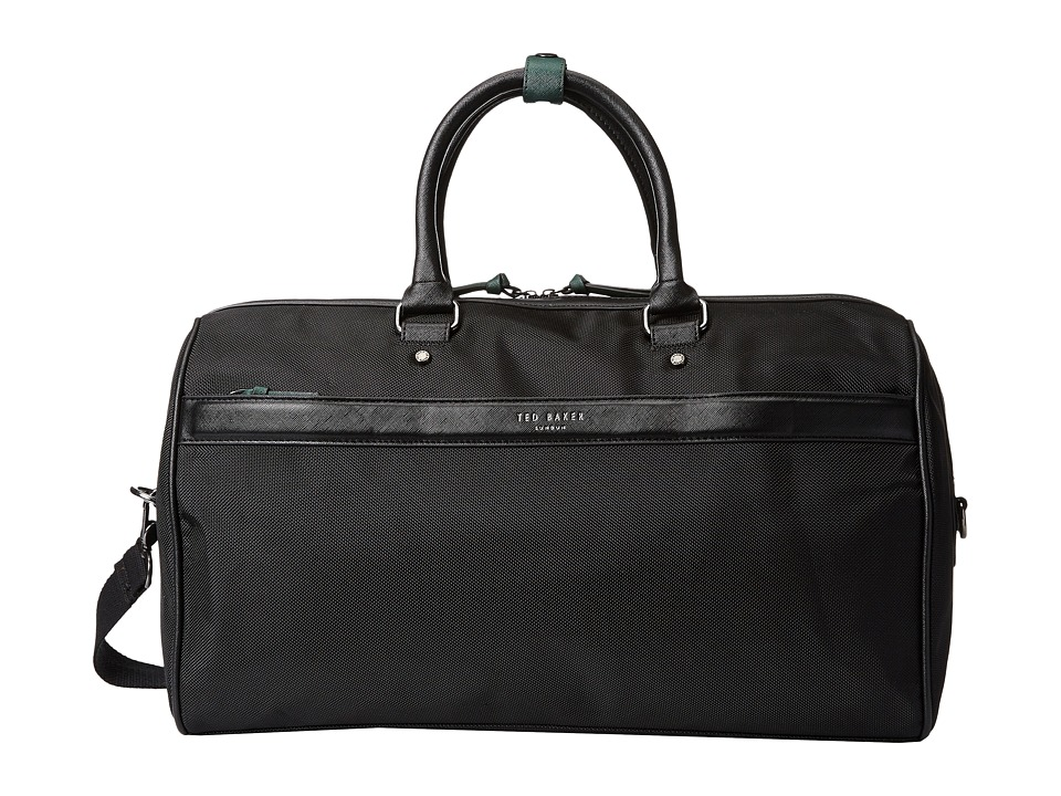 Ted Baker Grainz Black Duffel Bags