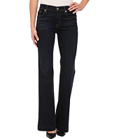7 For All Mankind - Ginger w/ Press Crease in Slim Illusion Dark Madrid Night