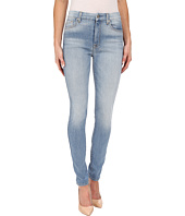 7 For All Mankind - The High Waist Skinny in Mediterranean Sky