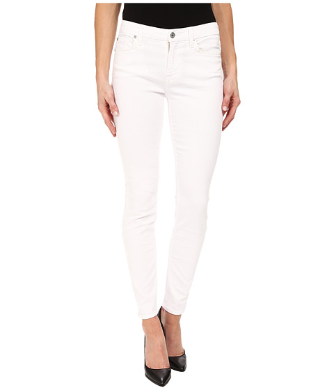 7 For All Mankind The Skinny in Clean White