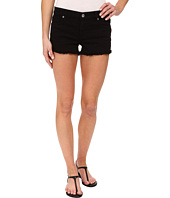 7 For All Mankind - Cut Off Shorts in Black