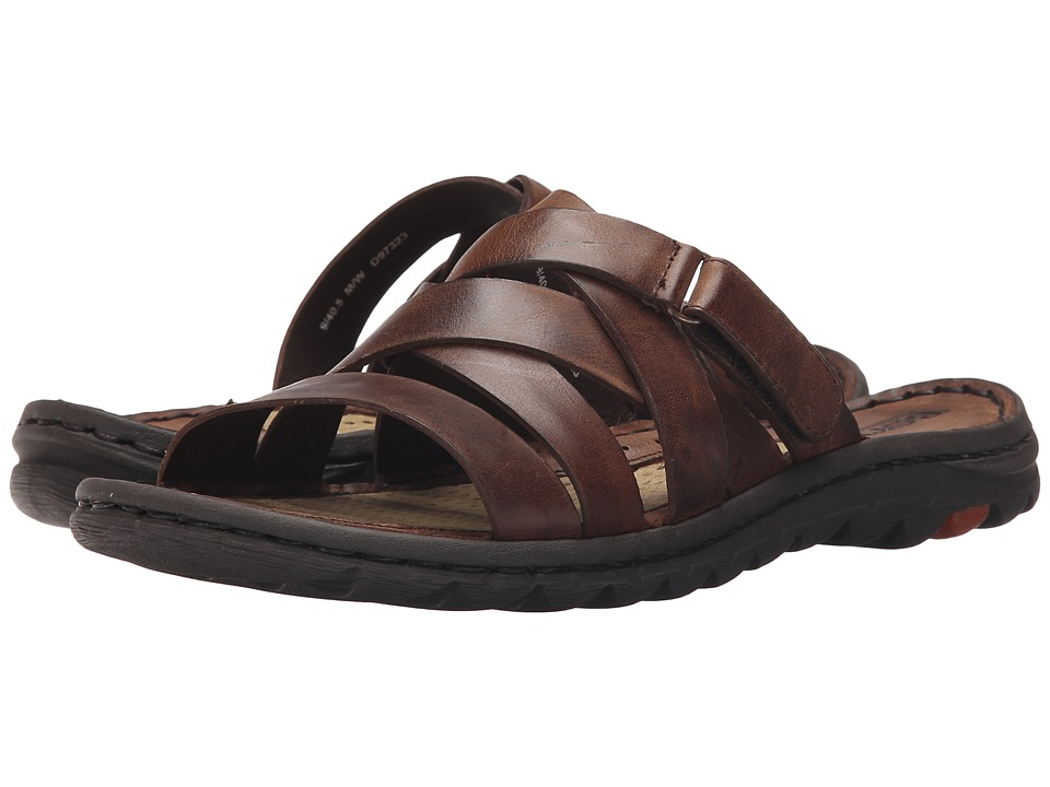 Born Empy Sunset Full Grain Leather Womens Sandals