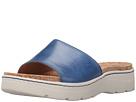 Born - Benitez (Sea Blue Full Grain Leather)