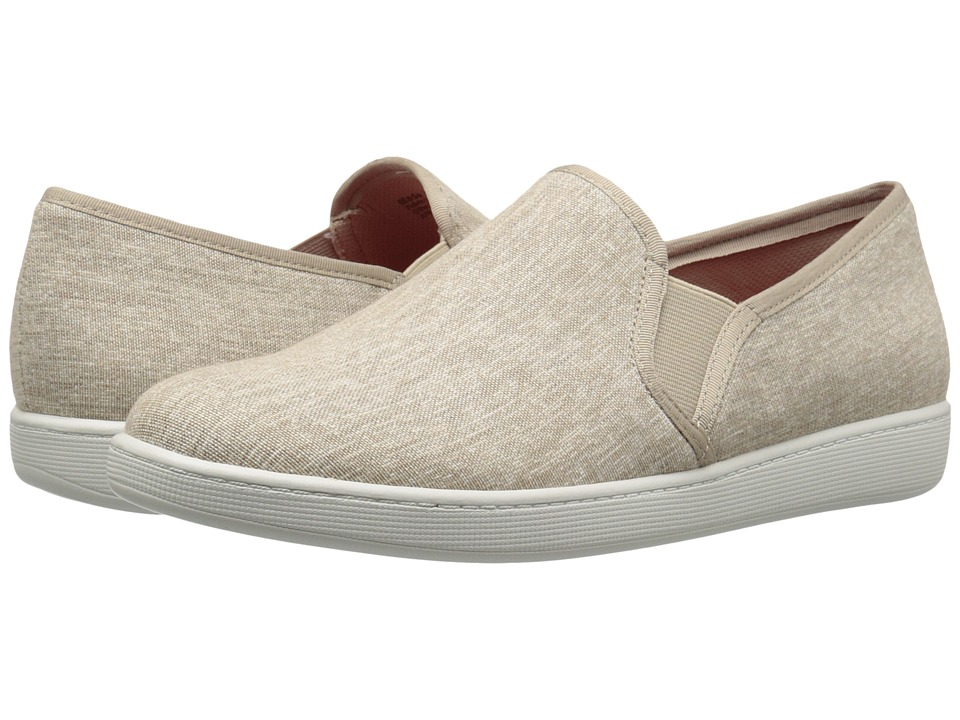 Trotters - Americana (Natural Canvas) Women