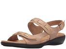 Trotters - Kip (Sand Nubuck Leather)