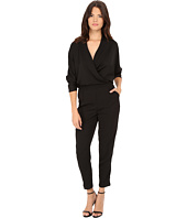 ONLY - Delta 3/4 Sleeve Fold Over Jumpsuit