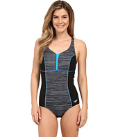 Speedo - Texture Touchback One-Piece