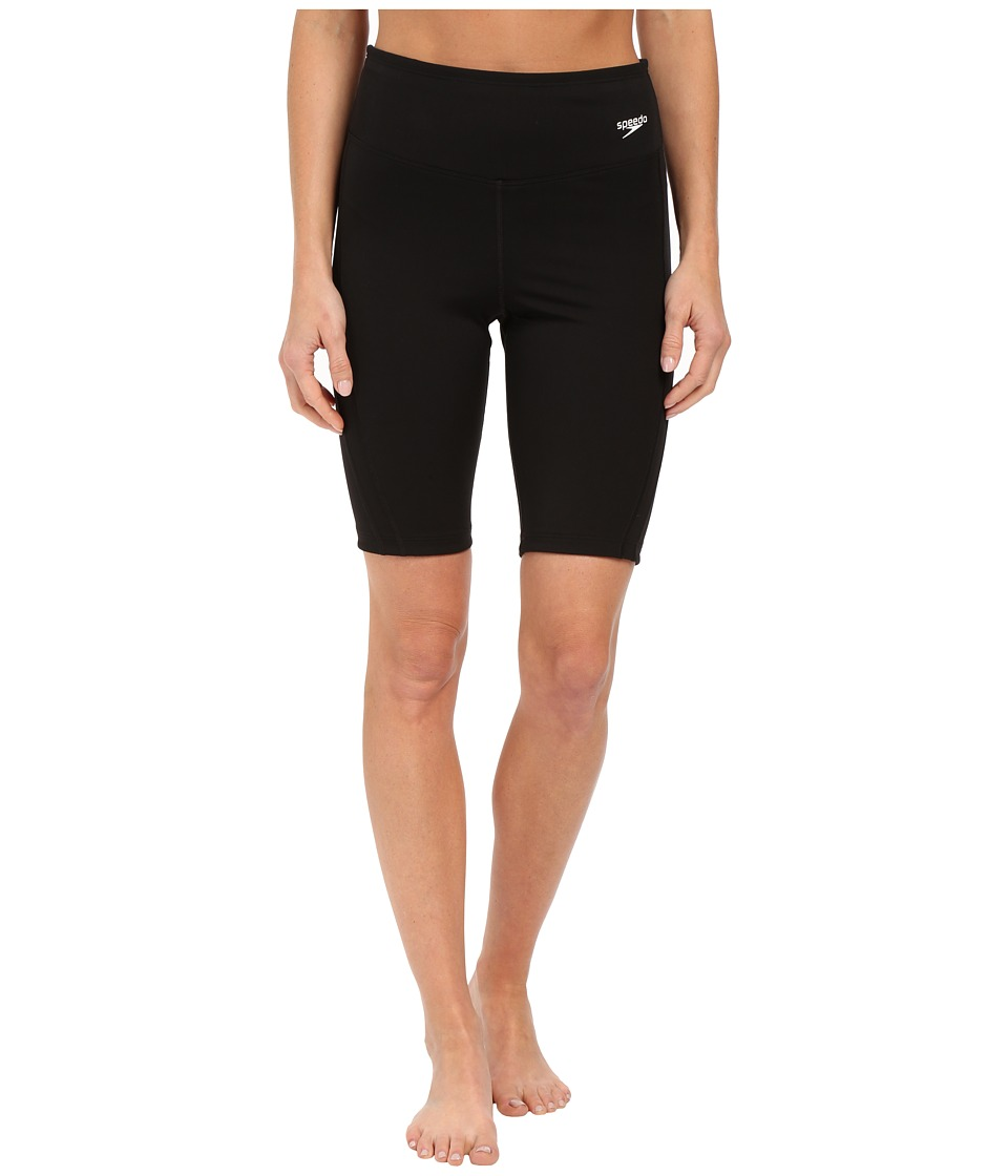 Speedo Jammer (Speedo Black) Women's Workout