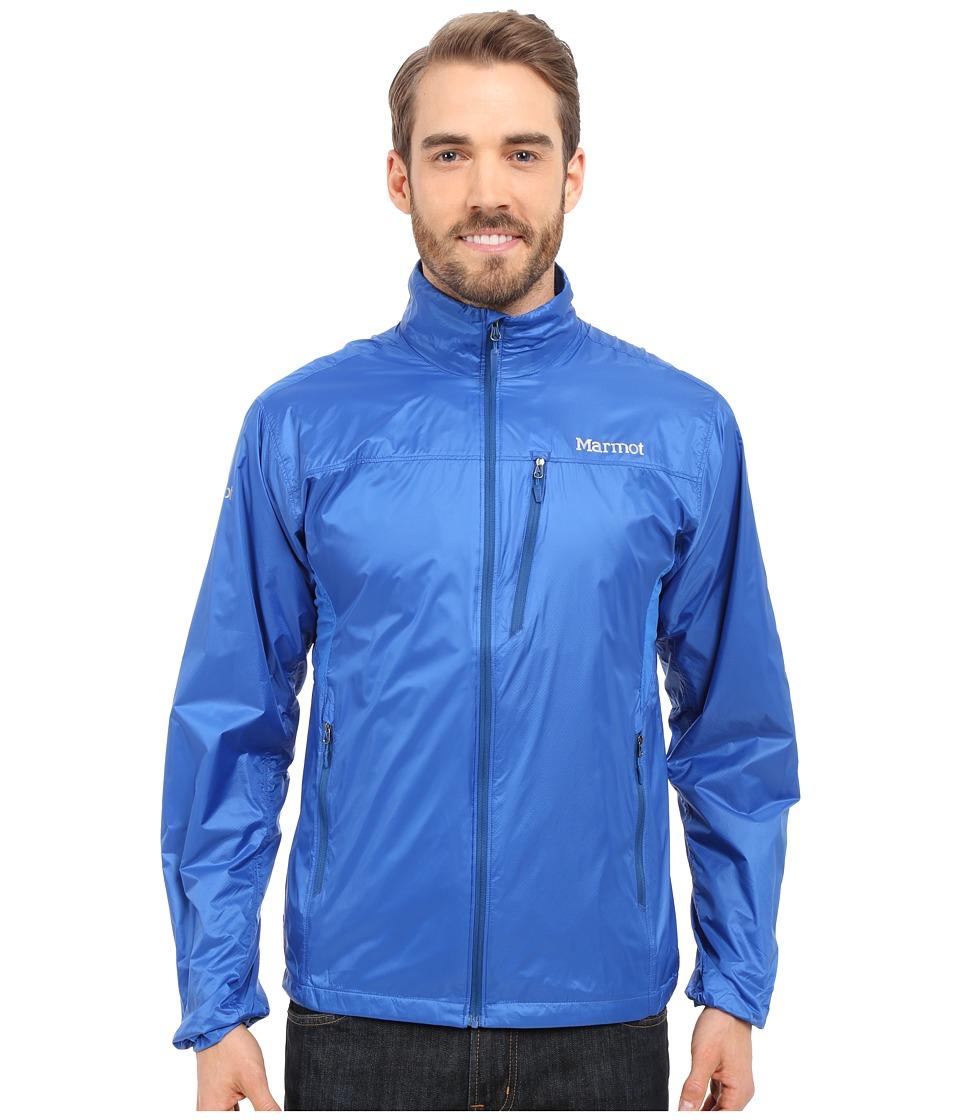 Marmot Ether DriClime Jacket True Blue Mens Coat