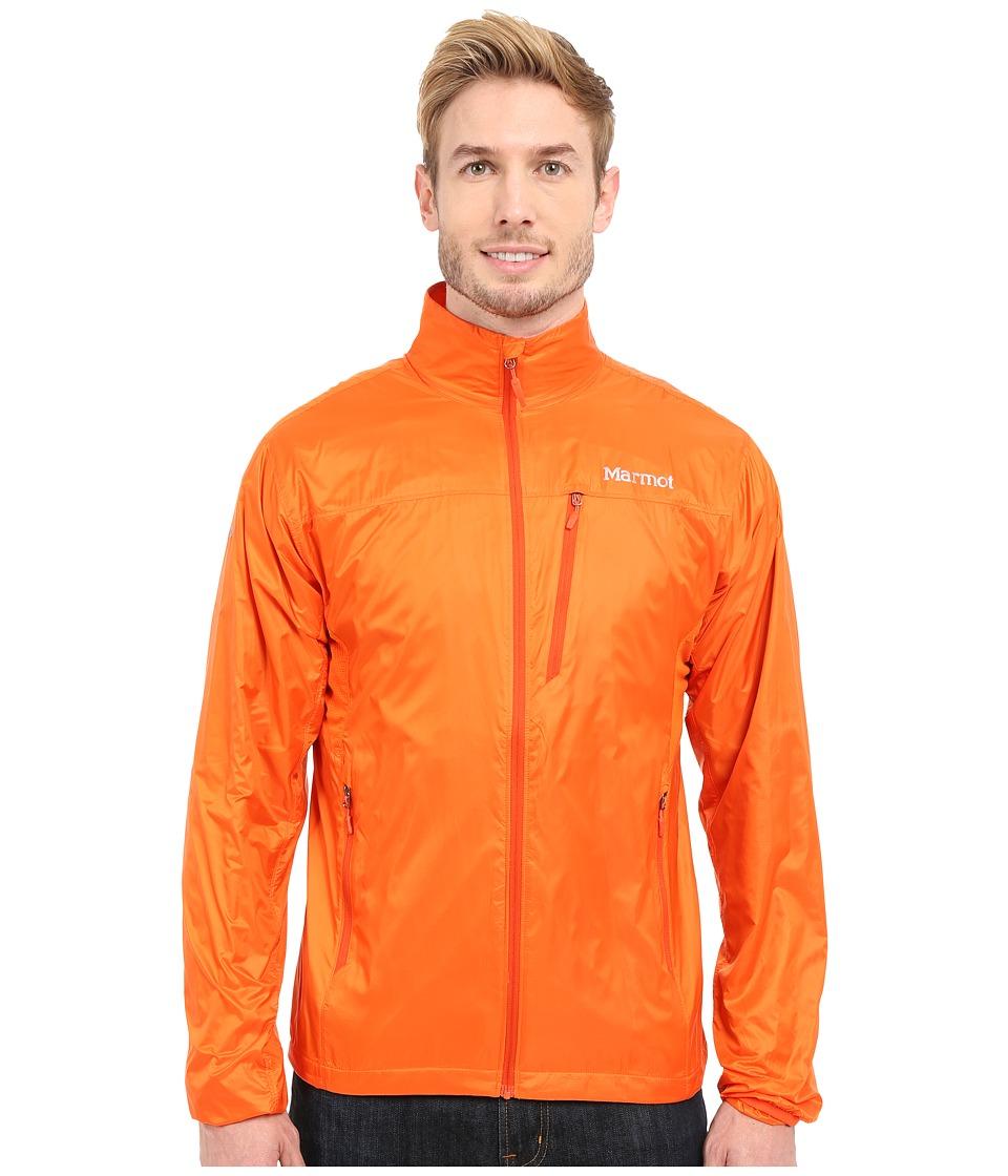 Marmot Ether DriClime Jacket Blaze Mens Coat
