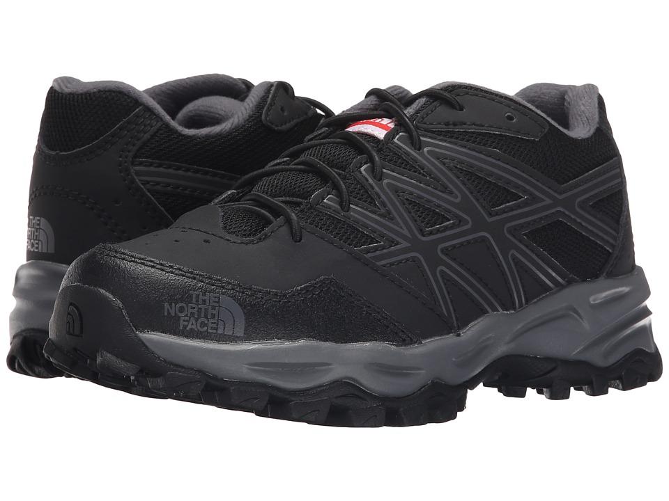 The North Face Kids - Jr Hedgehog Hiker(Little Kid/Big Kid) (TNF Black/Zinc Grey) Kids Shoes