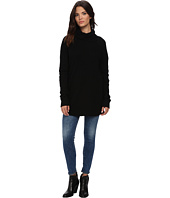 Three Dots - Funnel Neck Tunic