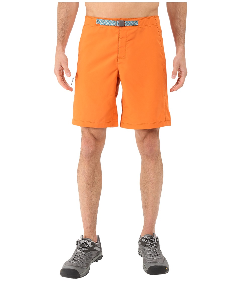 Merrell Capra Rapid Shorts Burnt Orange Mens Shorts