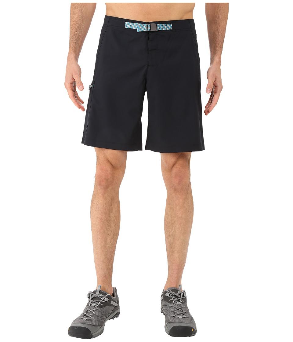 Merrell Capra Rapid Shorts Black Mens Shorts