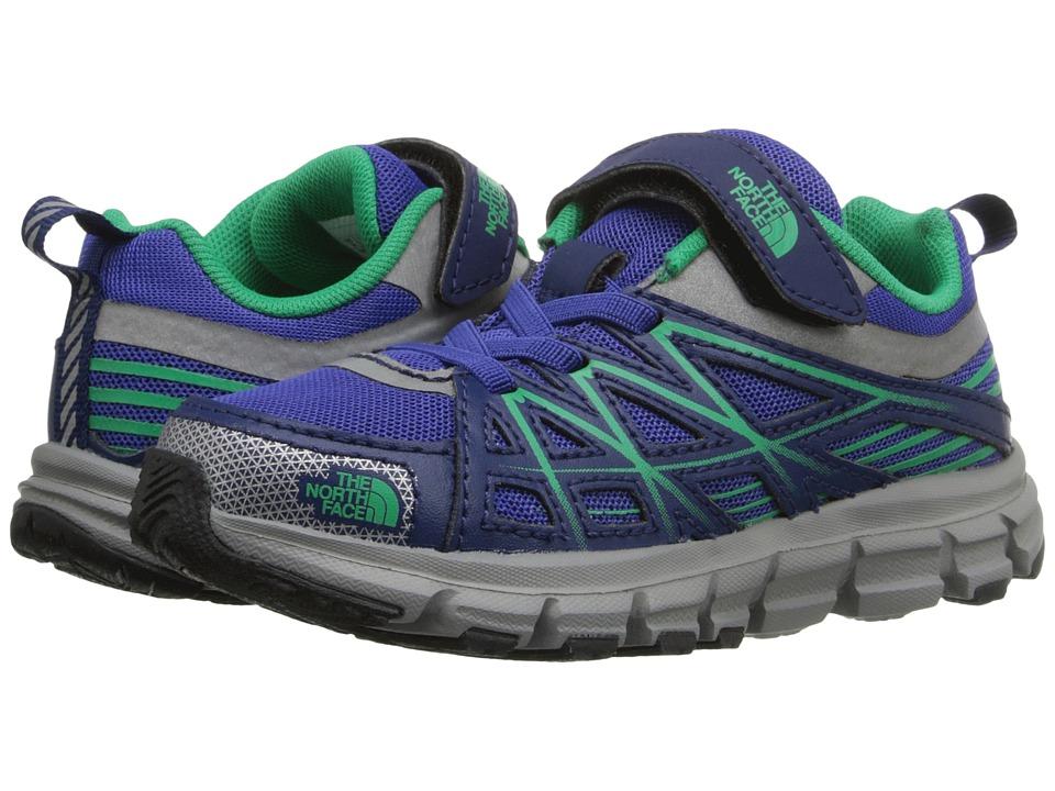 The North Face Kids - Endurance (Toddler/Little Kid) (Marker Blue/Blarney Green) Boys Shoes