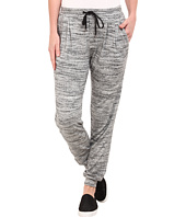 Three Dots - Pleated Slim Sweatpant