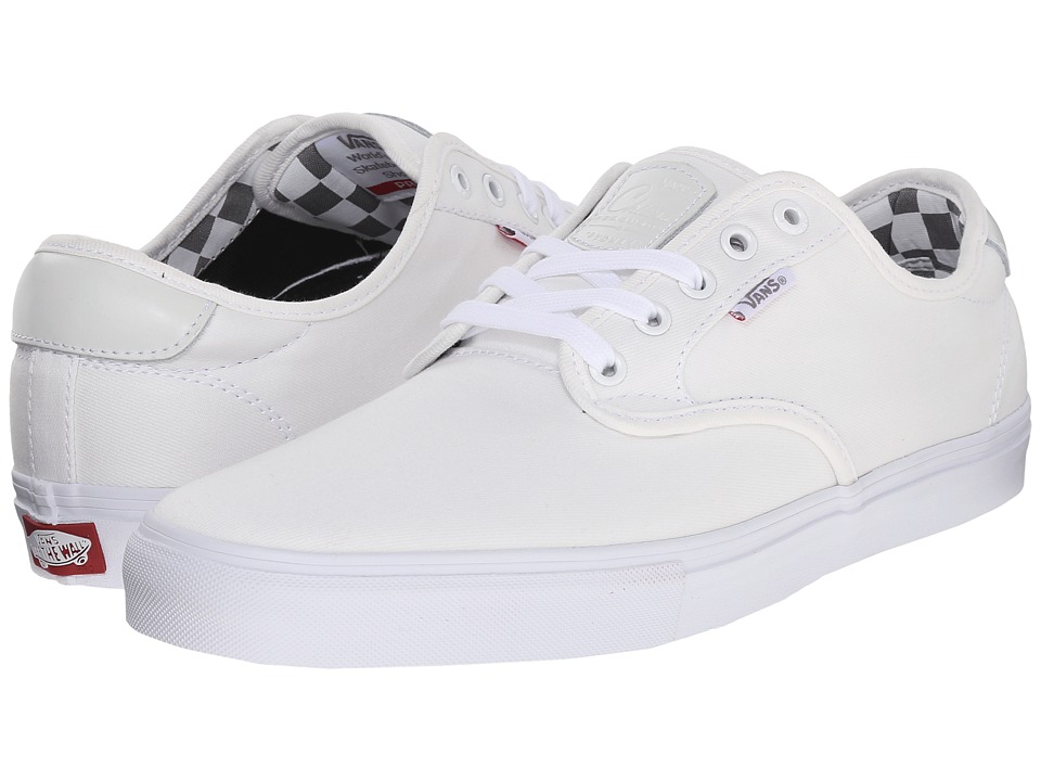 Vans - Chima Pro ((Mono) White/White) Men