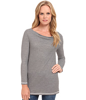 Three Dots - 3/4 Sleeve Cowl Tunic