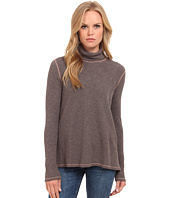 Three Dots - Long Sleeve Relaxed Turtleneck
