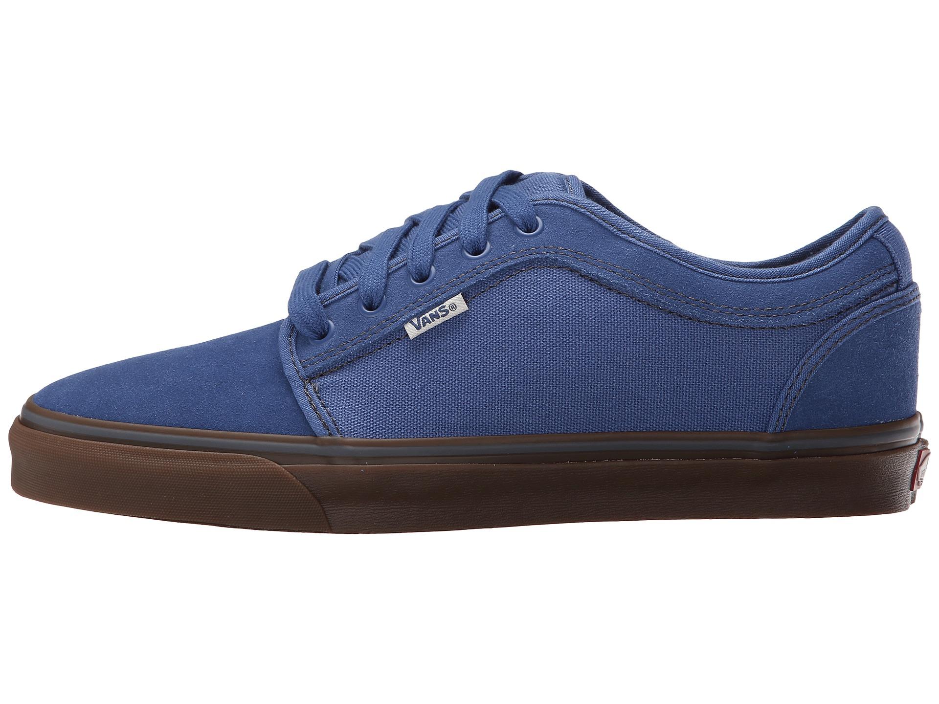 vans chukka low labels blue gum zappos free