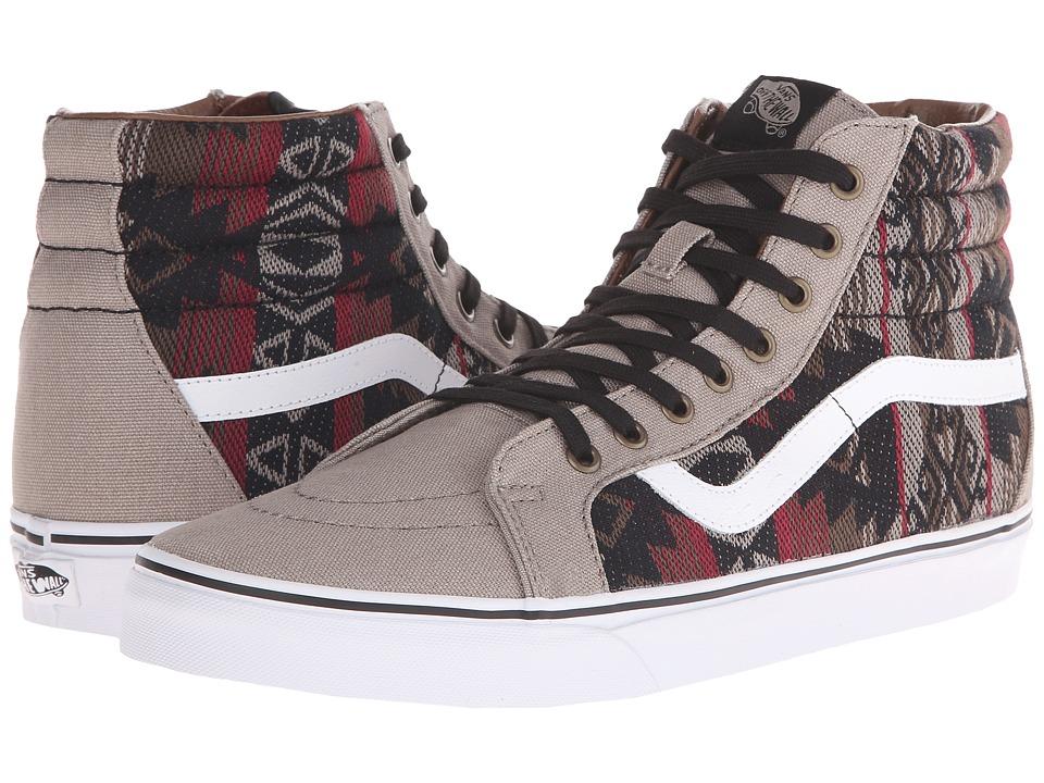 Vans - SK8-Hi Reissue ((Inca) Moon Rock/Dachshund) Skate Shoes