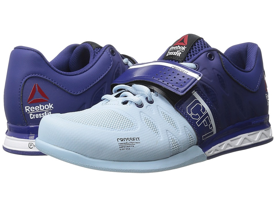 Reebok - CrossFit Lifter 2.0 (Night Beacon/Zee Blue/White) Women