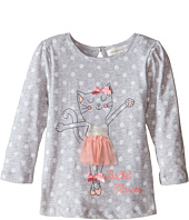 Pumpkin Patch Kids - Urban Folk Tutu Cat Top (Infant/Toddler/Little Kids)