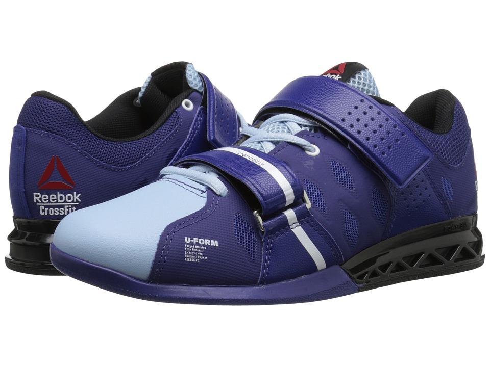 Reebok - CrossFit Lifter Plus 2.0 (Night Beacon/Zee Blue/Black/White) Women