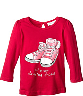 Pumpkin Patch Kids - Dance Academy Printed Long Sleeve (Infant/Toddler/Little Kids/Big Kids)