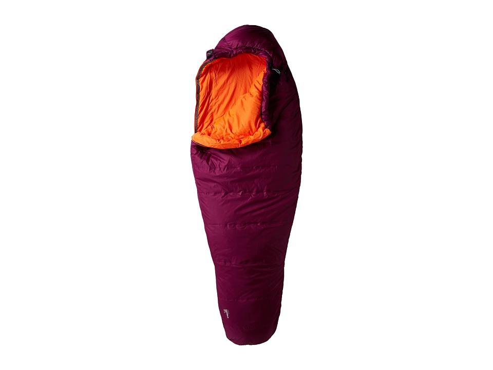 Mountain Hardwear - Lamininatm Z Spark - Long (Dark Raspberry) Outdoor Sports Equipment