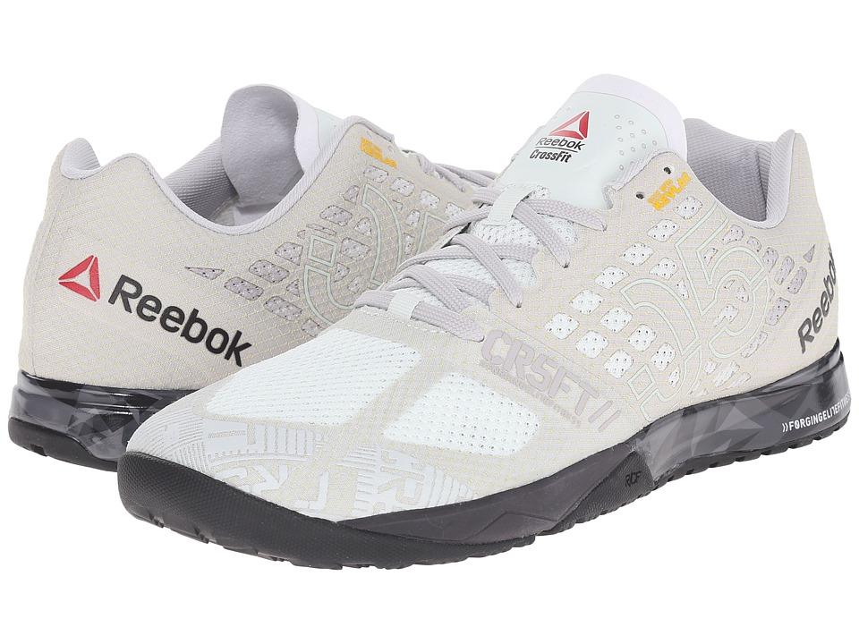 Reebok - CrossFit Nano 5.0 (Opal/Steel/Coal/Black/Shark) Men