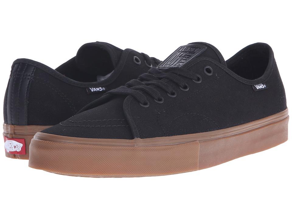 Vans - AV Classic (Black/Gum) Mens Skate Shoes