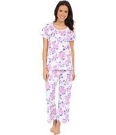 Carole Hochman - Key Item Capri Pajama