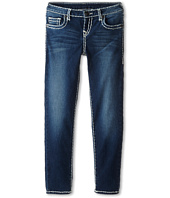 True Religion Kids - Casey Skinny Natural Super T in Ancient (Big Kids)