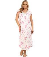 Carole Hochman - Plus Size Floral Long Gown