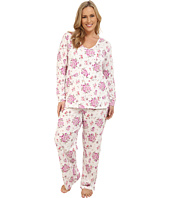 Carole Hochman - Plus Size Packaged Key Item Pajama