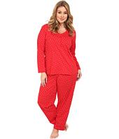 Carole Hochman - Plus Size Key Item Pajama
