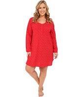 Carole Hochman - Plus Size Key Item Sleepshirt