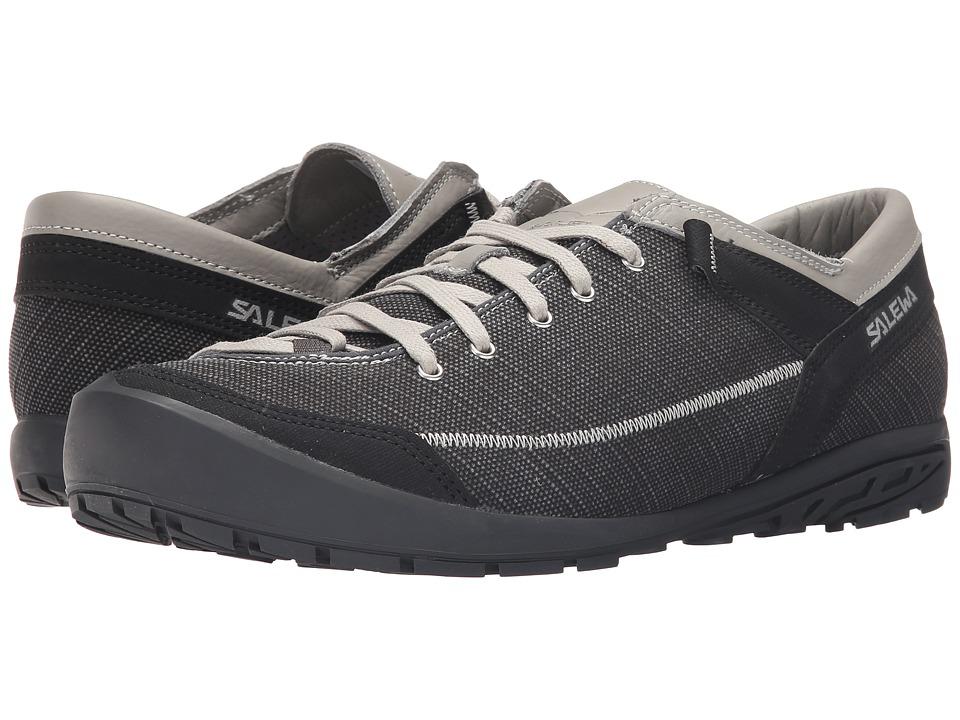 SALEWA Alpine Road Black/Grey Mens Shoes