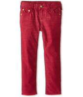 True Religion Kids - Geno Relaxed Fit Single End Classic Corduroy Stretch (Toddler/Little Kids)
