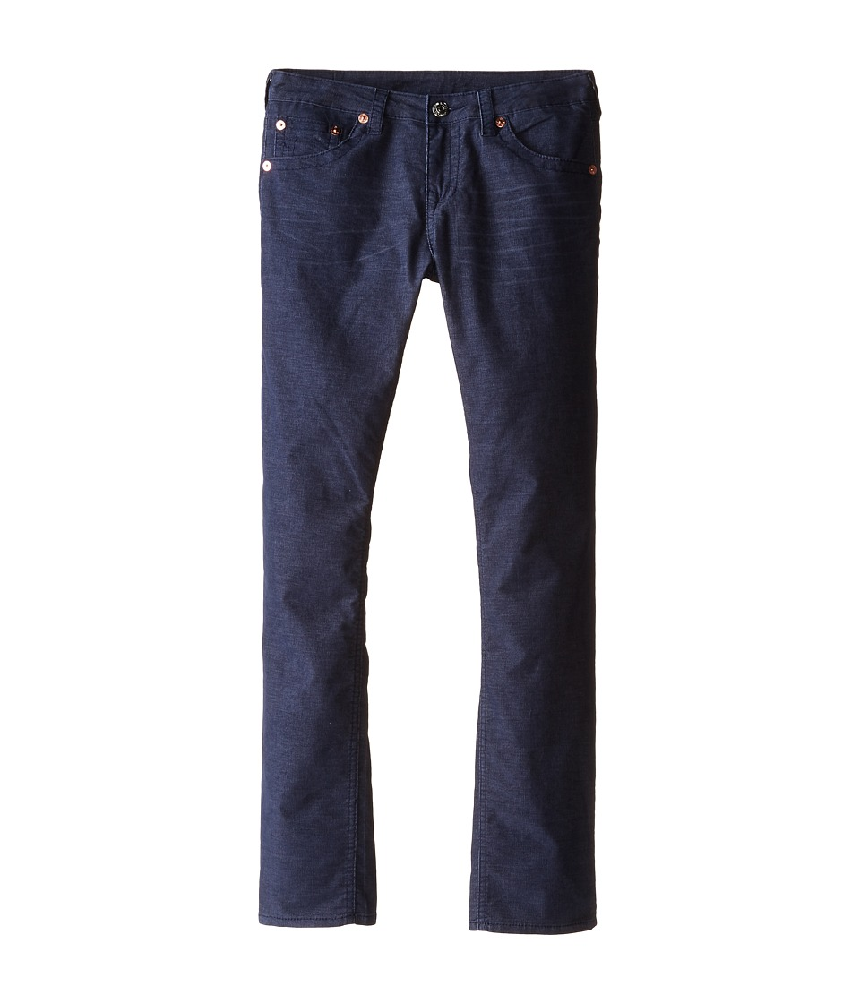True Religion Kids Geno Relaxed Fit Single End Classic Corduroy Stretch Big Kids Bali Boys Casual Pants