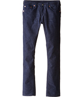 True Religion Kids - Geno Relaxed Fit Single End Classic Corduroy Stretch (Big Kids)