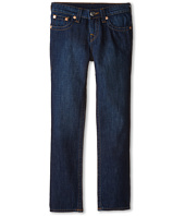 True Religion Kids - Geno Relaxed Slim Vintage Gold Single End Classic in Antique (Big Kids)