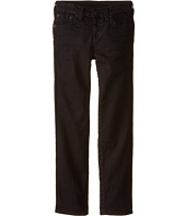 True Religion Kids - Superfly Geno Single End Class Sulfur Black Stretch in Superfly Wash (Big Kids)