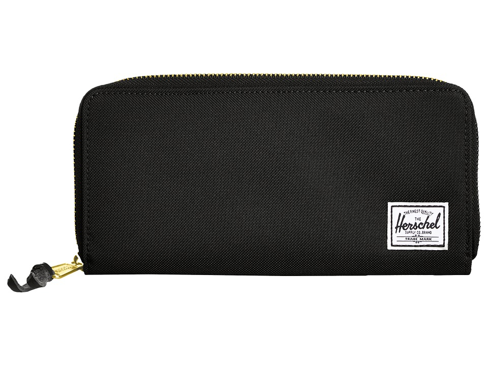 Herschel Supply Co. - Avenue (Black) Wallet Handbags
