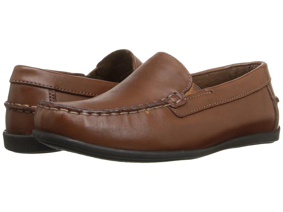 Florsheim Kids - Jasper Venetian Jr. (Toddler/Little Kid/Big Kid) (Saddle Tan) Boys Shoes