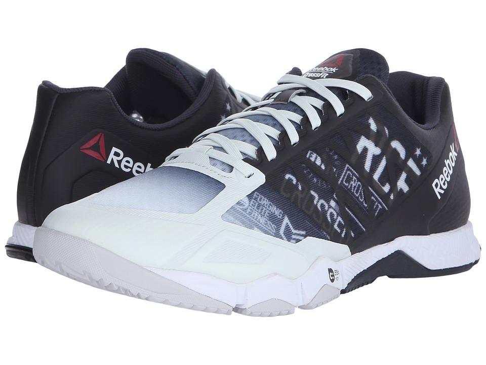 Reebok CrossFit Hit TR 1.0 Coal/Opal/Steel Mens Cross Training Shoes